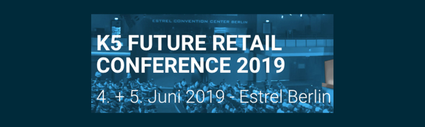 K5 Future Retail Conference 2019 event logo