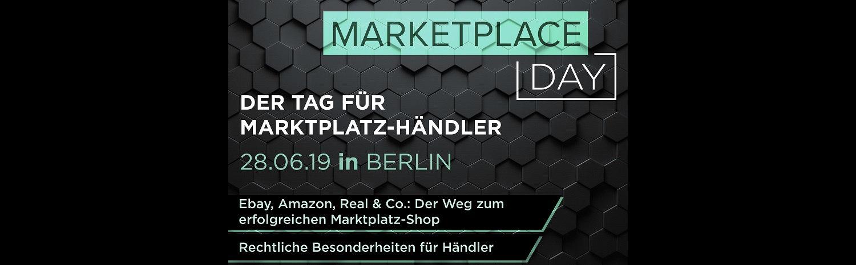 Händlerbund Marketplace Day 2019 event logo