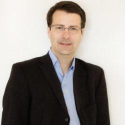 Johannes Seidel ist Geschäftsführer der JERA GmbH