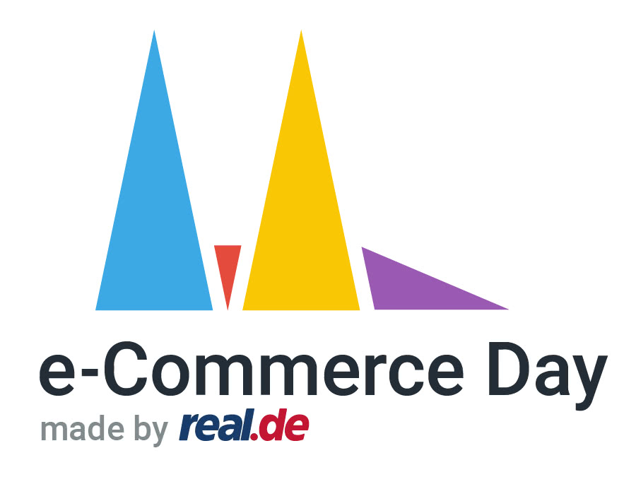 e-Commerce Day 2019 made by real.de event logo