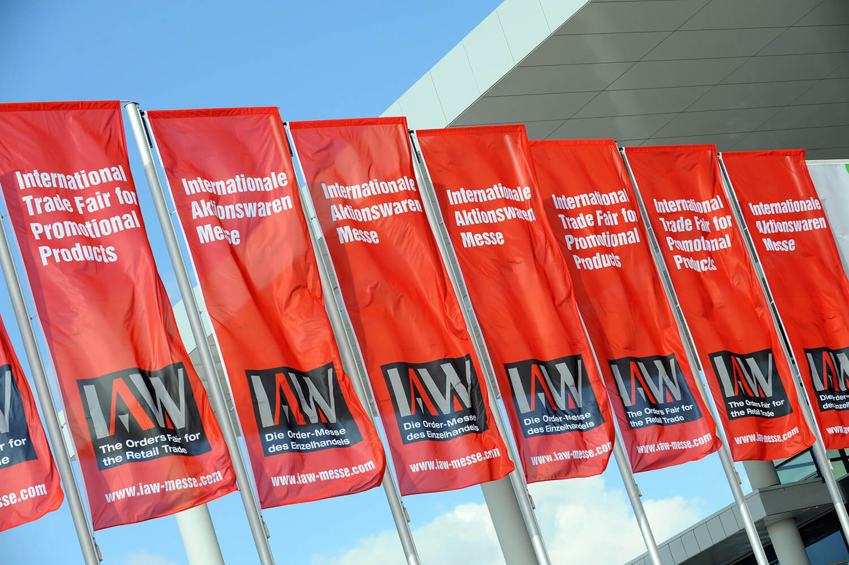 29. IAW-Messe, Internationale Aktionswaren- und Importmesse in Köln event logo