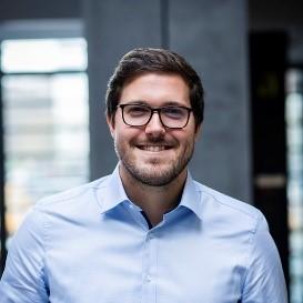 Martin Fiedel, Teamlead Social Media, real.de