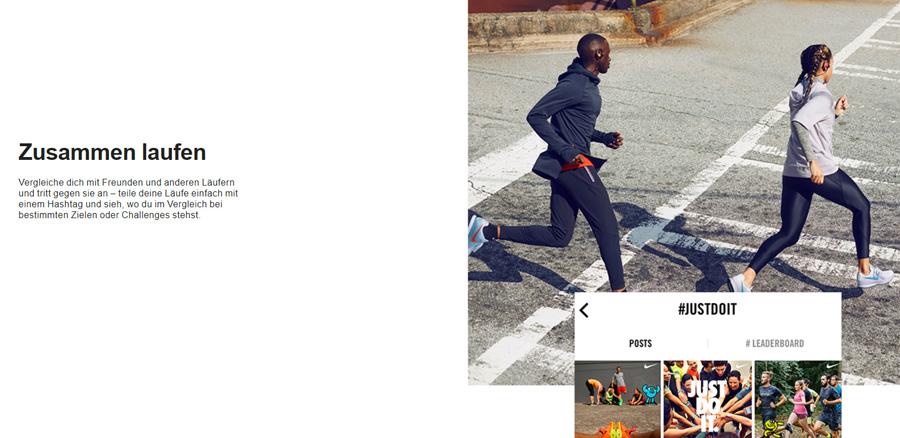 Nike Engagement Community