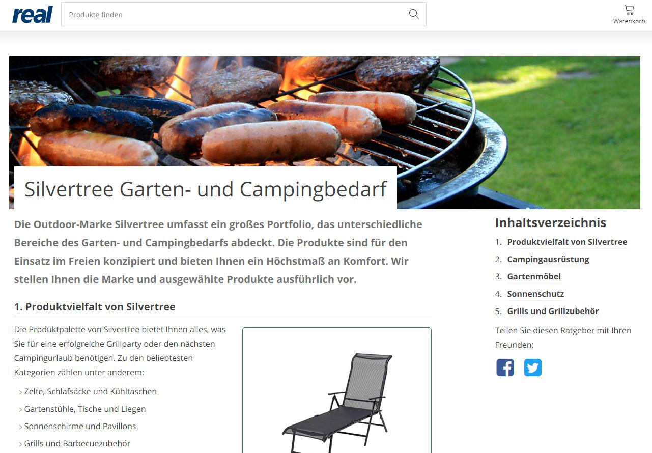 Marken-Ratgeber auf real.de